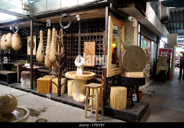 Furniture Decoration Shop In Chatuchak Stock Photos Furniture Decoration Shop In Chatuchak