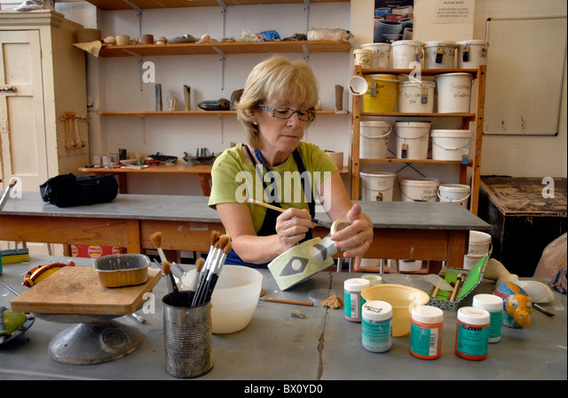 pottery adult ed deferential
