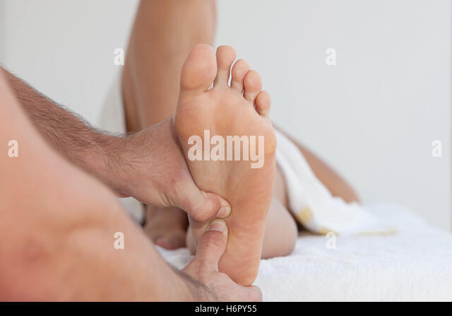 l and h foot massage