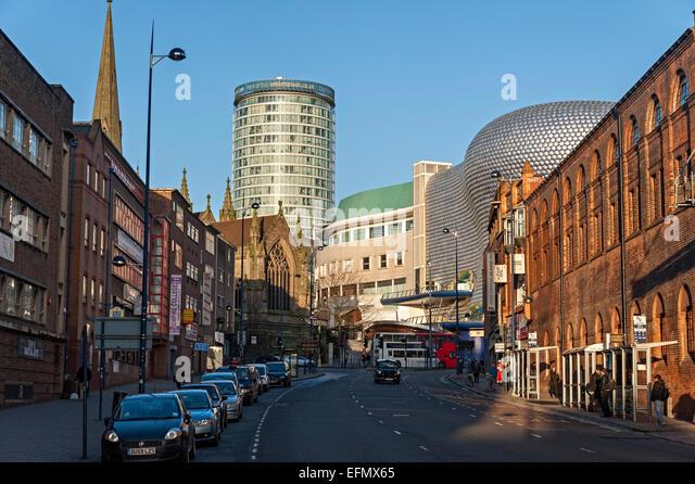 Birmingham city centre crowds stock photos birmingham for Craft stores birmingham al