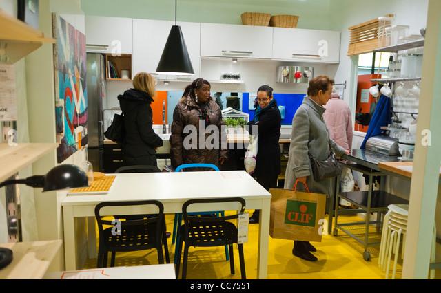 Furniture retailer stock photos furniture retailer stock images alamy - Ikea online shop france ...