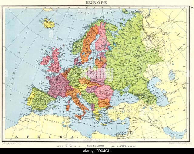 Image Gallery saar map 1938