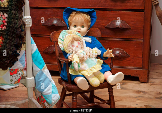 Rocking Chair Child Stock Photos & Rocking Chair Child Stock Images ...
