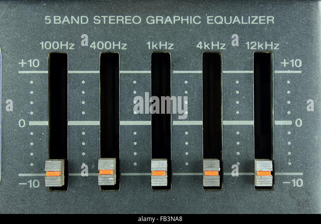 Graphic Equalizer Stock Photos Amp Graphic Equalizer Stock