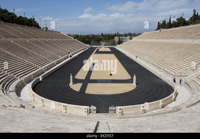Panathenaic Stadium Athens Stock Photos & Panathenaic ...