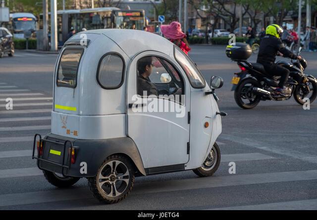Mini Electric Car Stock Photos Mini Electric Car Stock Images