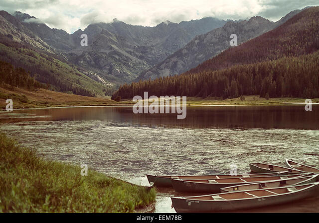 Piney stock photos piney stock images alamy for Vail lake fishing