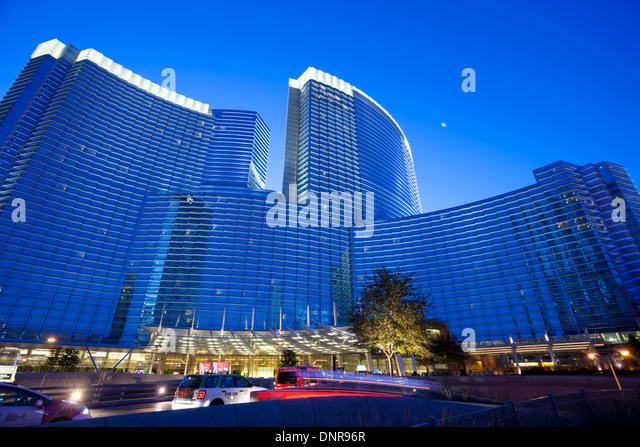 aria hotel and casino address