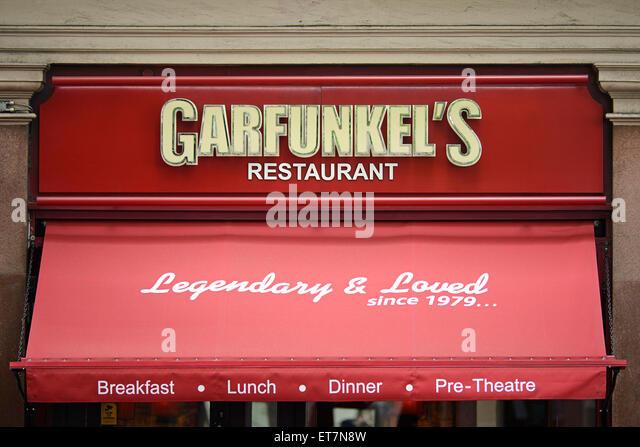 Garfunkel London Restaurant