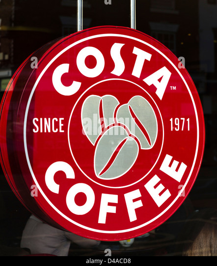 Costa Coffee Shop Stock Photos Costa Coffee Shop Stock Images