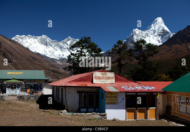 how to stay at nepal tea houses