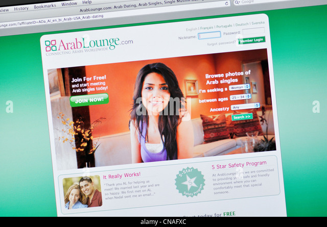 Free Online Arab Dating