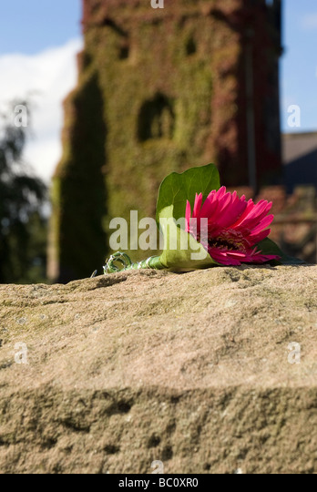 Wedding Flowers Rotherham Whiston Stock Photos Images Alamy
