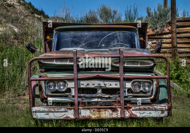 Vehicle Truck Vintage Antique Stock Photos & Vehicle Truck ...