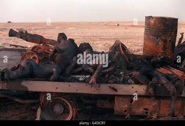 Gulf war 1991 stock photos gulf war 1991 stock images alamy the gulf war 1991 stock image sciox Image collections