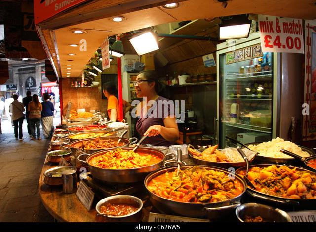 Best Food In Eastern Market