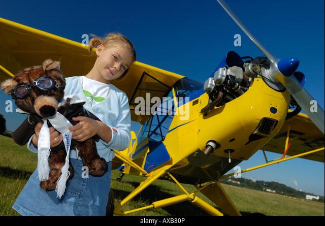A Cub Pilot