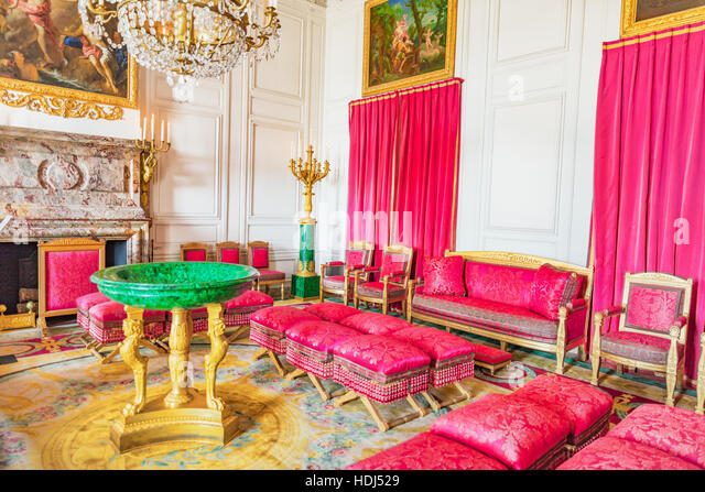 Versailles baroque detail stock photos versailles for Salon versailles 2016
