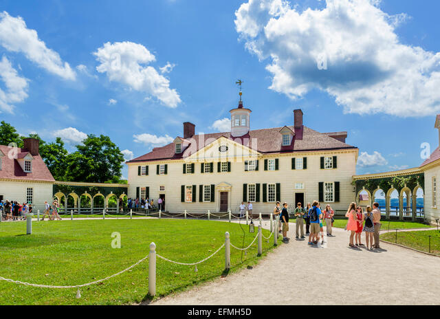 Mount vernon virginia stock photos mount vernon virginia for George washington plantation