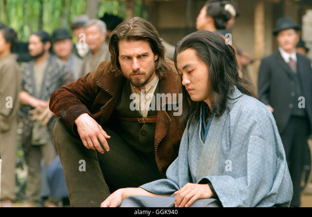 THE LAST SAMURAI The Last Samurai USA JAP NZ 2003 Edward Zwick