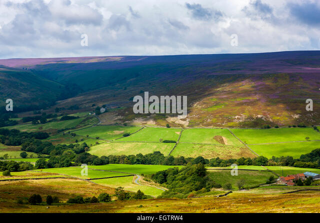 how to go to north york moors