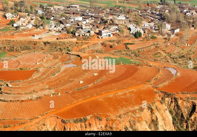 Terrace cultivation architecture stock photos terrace for Terrace cultivation