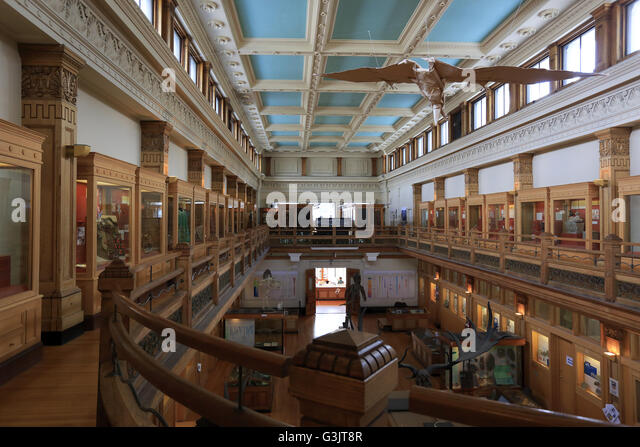 Foyer Museum Quebec : Redpath museum in montreal stock photos