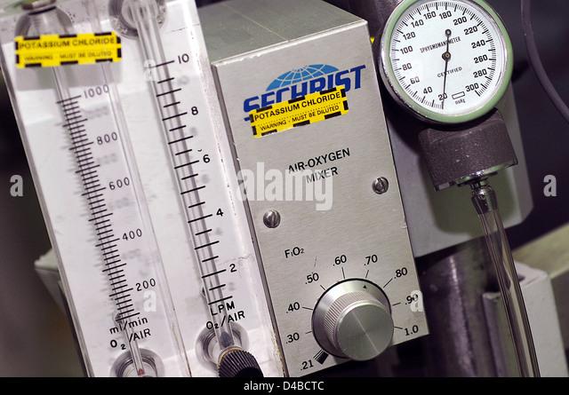 oxygen bypass machine
