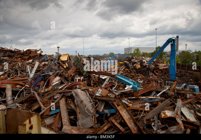 Recycling Plant Uk Stock Photos & Recycling Plant Uk Stock