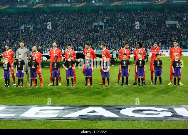 soccer international clubs uefa europa league group a