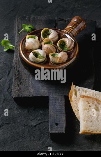 Snails Butter Stock Photos & Snails Butter Stock Images ...