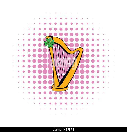 Glass Artist And Player Of Scottish Harp