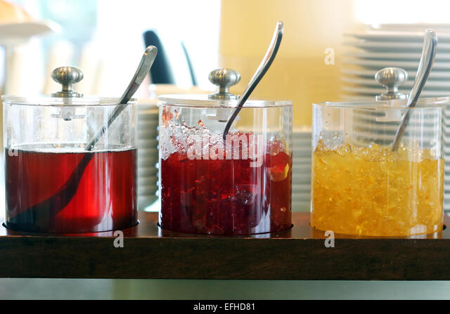 Honey sugar different stock photos honey sugar different for Sideboard jam