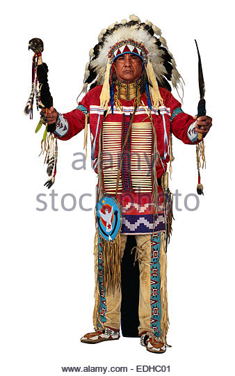actor dressed as native american chief male models picture