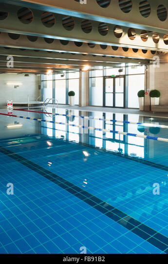 Leisure centre pool gym stock photos leisure centre pool - Hotels with swimming pools in scotland ...