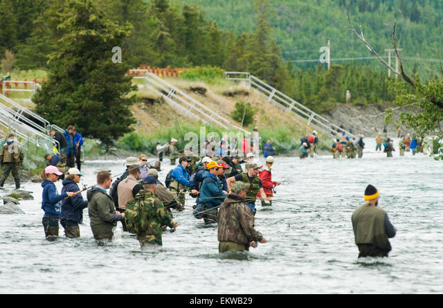 Combat fishing stock photos combat fishing stock images for Russian river fishing
