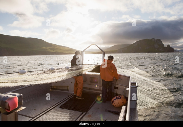 Gilnetting stock photos gilnetting stock images alamy for Fish and game office near me