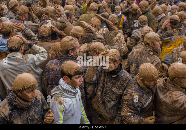 muddy muslim Yes, allah said that the sun set in a muddy poolbut there is a twist here so in 18:90, allah swt says: until, when he reached the setting of the sun, he found it [as if] setting in a spring of dark mud, and he found near it a people.