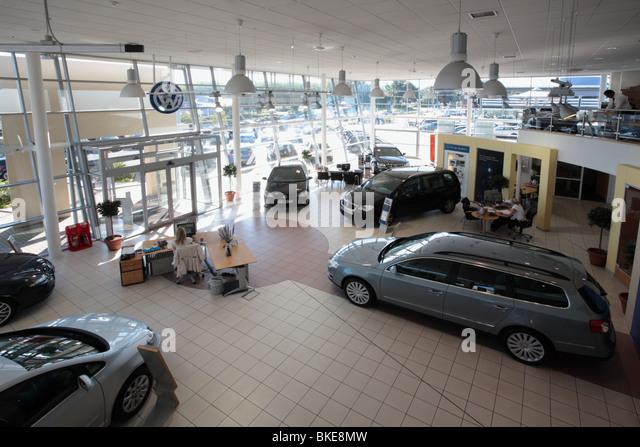 Car dealership stock photos car dealership stock images for Birmingham honda dealers