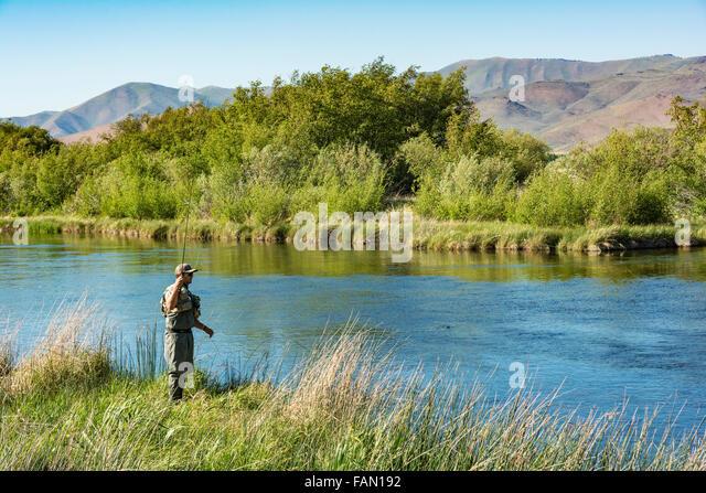 Silver creek stock photos silver creek stock images alamy for Silver creek idaho fishing