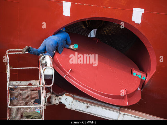 how to use a bow thruster