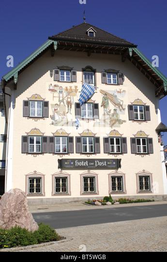 Hotel Zur Post Kochelsee