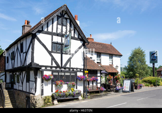 Old Oxted Pub Food