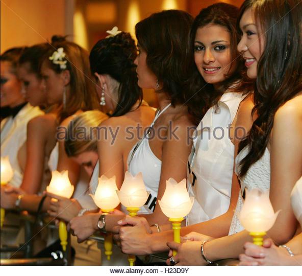 Miss Egypt Universe Stock Photos & Miss Egypt Universe ...
