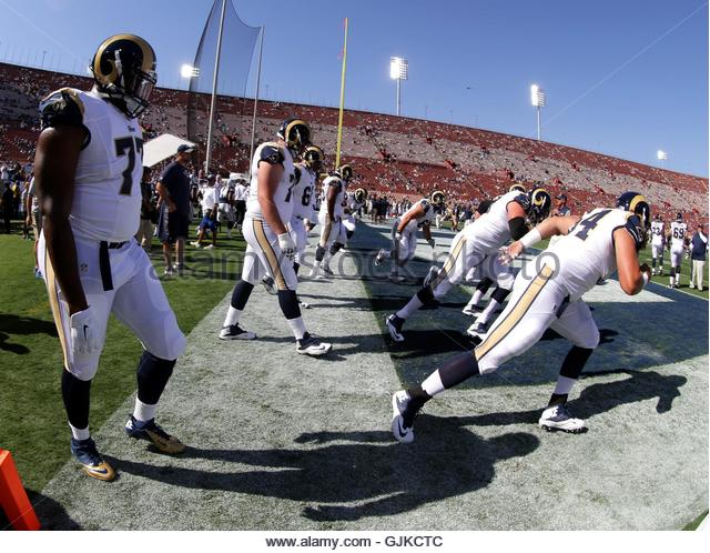 Los Angeles Rams Akeem Ayers GAME Jerseys