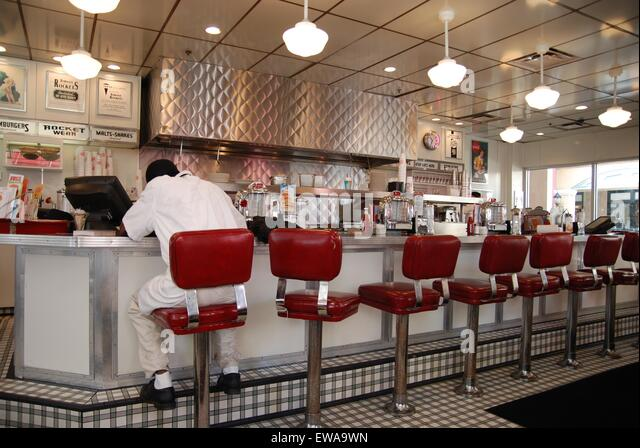 american diner classic stock photos american diner