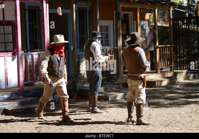 Western shootout - photo#55