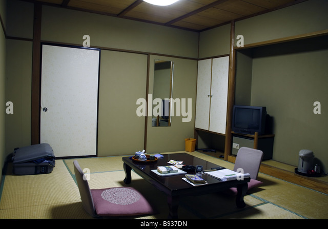 Japanese Style Room Stock Photos  Japanese Style Room Stock