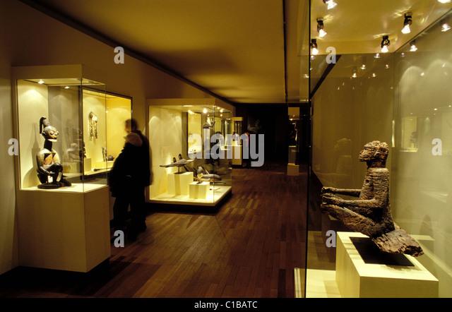 Exhibition Room D : Oceanie stock photos images alamy
