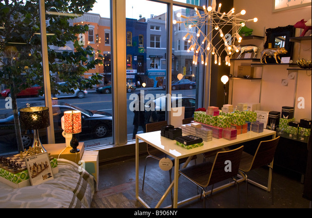 Rckndy Design Store Has An Eclectic Collection Of Furniture Home Decor And Gifts U Street Nw